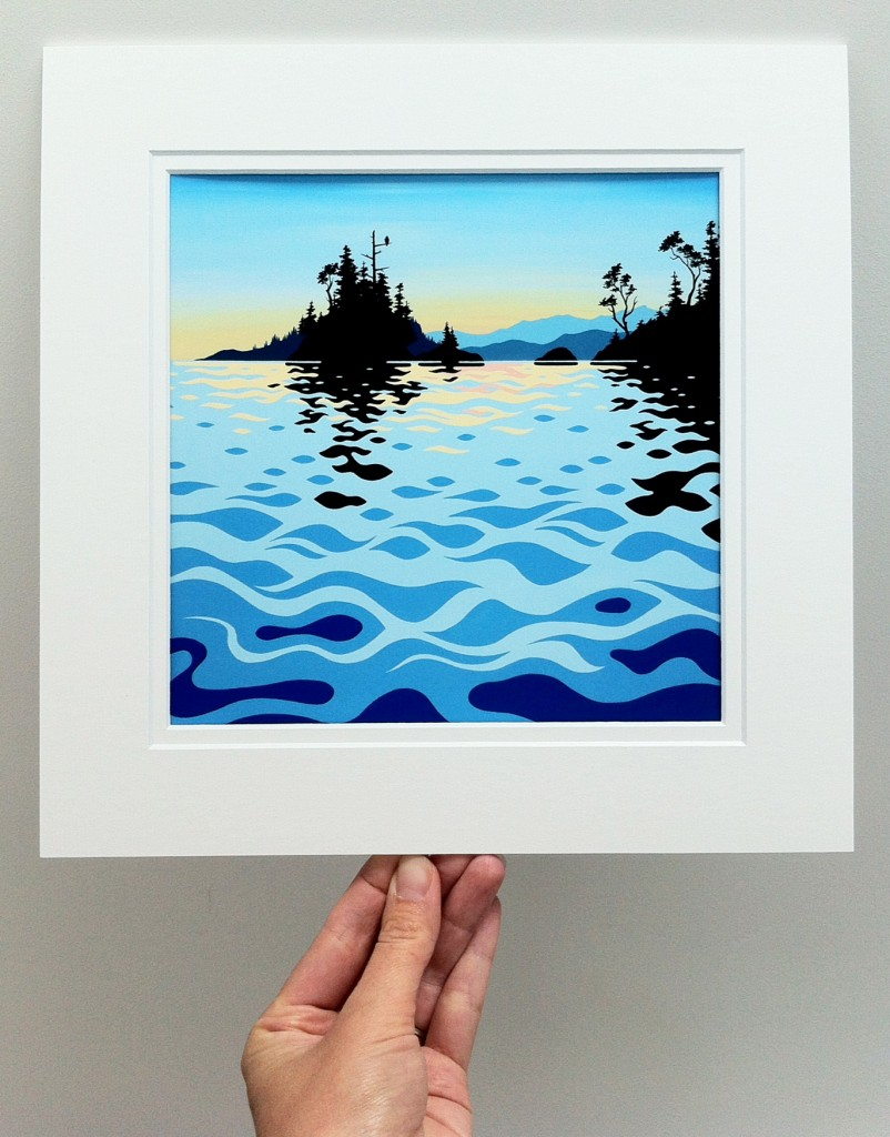 print_sunsetsolitude