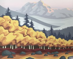 West Coast Landscape Art