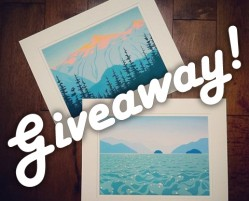 Newsletter Giveaway!