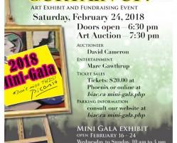 2018 Mini Gala
