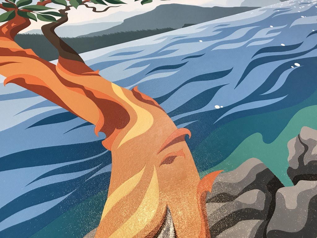Copper Cove - Art By Di - 2018