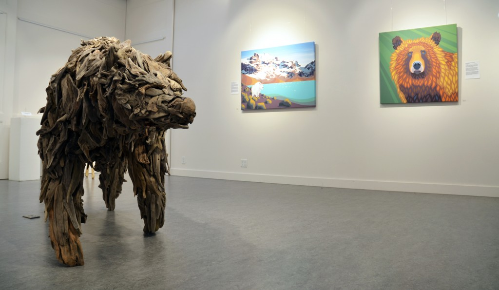 Art By Di & Guthrie Gloag - The Art of Conservation