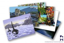 Art By Di - FCA Postcards